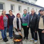 Horvátországban jártunk a Parasztkonyha elnevezésű rendezvényen 😊 #babfőzés#palacsinta🥞#barátkozás